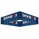 "Skybox Square 20' x 24"" Hanging Banner"