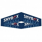 "Skybox Square 15' x 48"" Hanging Banner"