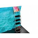 Formulate Multi-Shelf Ladder