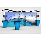 Alumalite 20' Classic Wave Hybrid Display