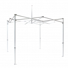 Casista Canopy 10' x 10' UV - Heavy Duty - Frame ONLY