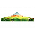 Casita Canopy Classic 10' x 10' - Dye-Sub Printed Top Canopy ONLY