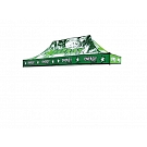 Casista Canopy 15' x 10' UV - Printed Graphic Canopy Top ONLY