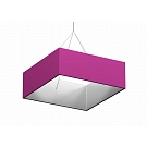 """Formulate Hanging Structure - 8' x 36"""" Square"""