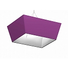 """Formulate Hanging Structure - 12' x 24"""" Tapered Square"""