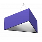 """Formulate Hanging Structure - 8' x 48"""" Triangle"""