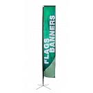 Large Mamba Flag - Single Sided