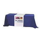 """24"""" Full Size Dye Sublimated Table Runner"""