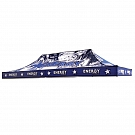 Casista Canopy 20' x 10' UV - Printed Graphic Canopy Top ONLY