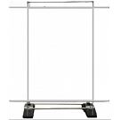 Outdoor Banner Wall Stand Only