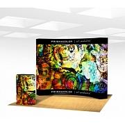 VBurst Fabric Displays