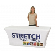 Stretch Table Throws