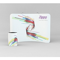 Zippa Tension Fabric Displays