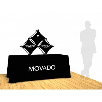 Xpressions 3 Quad Pyramid Salesmate Kit E