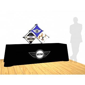 Xpressions 3 Quad Pyramid Salesmate Kit A