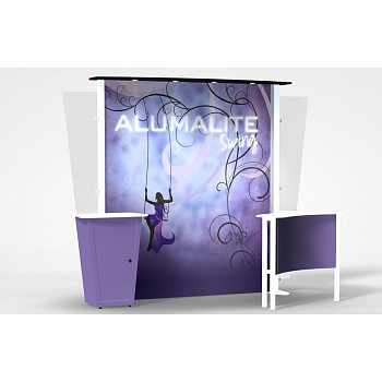 Alumalite 10' Swing Hybrid System