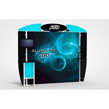 Alumalite 10' Zero 2 Hybrid Display