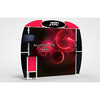 Alumalite 10' Zero 3 Hybrid Display