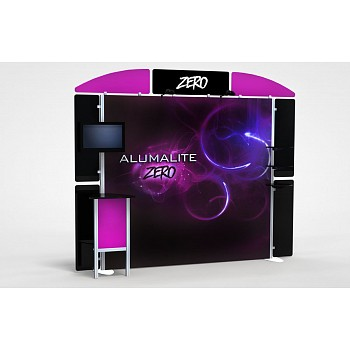 Alumalite 10' Zero 4 Hybrid Display