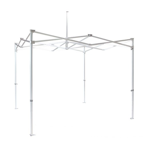 Casista 10\' x 10\' Canopy Tent - Heavy Duty - Frame Only