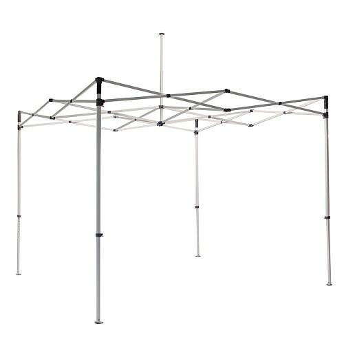 Casista 10\' x 10\' Canopy Tent - Steel - Frame Only