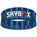 "Skybox Round 15' x 48"" Hanging Banner"