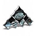 Xpressions SNAP 10 Quad Pyramid Display
