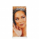 "Dolphin 36""W Retractable Banner Stand"