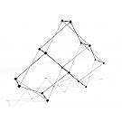 Xpressions SNAP 3 Quad Pyramid Frame