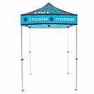 Casita Canopy 5' x 5' UV - Steel - Full-Color UV Print Graphic Package