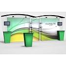 Alumalite 20' Classic Arch Hybrid Display