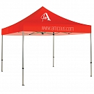 Casita Canopy 10' x 10' Heat Press - 1 Color Logo Package