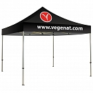 Casita Canopy 10' x 10' Heat Press - 2 Color Logo Package