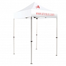 Casita Canopy 5' x 5' Heat Press - 1 Color Logo Package