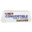 Convertible Economy Size Dye Sublimated Throw