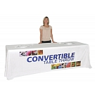 Convertible Full Size Dye Sublimated Throw
