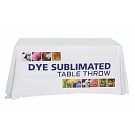 4' Full Size Dye Sublimated Throw