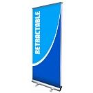 Retractor 4 Banner Stand