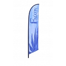 Falcon 13' Banner Stand - Single Sided