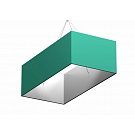 """Formulate Master Hanging Structure - 14' x 36"""" Rectangle"""