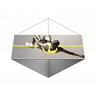 """Formulate Essential Hanging Structure - 8' x 48"""" Triangle"""