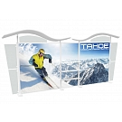 Tahoe Modular Display 20' C - Graphic Only (Left and Right Side)