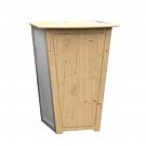Tahoe Wooden Reception Desk