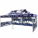 Casita Canopy 20' x 10' UV - Full-Color UV Print Graphic Package
