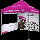 Zoom Standard 10ft Tent Kit