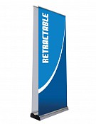 Advance Double Sided Banner Stand - Hardware Only