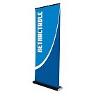 Blok Retractable Banner Stand