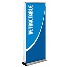 Excalibur Double Sided Banner Stand