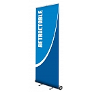 Start Retractable Banner Stand