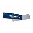 """Skybox Pinwheel 16' x 60"""" Hanging Banner"""